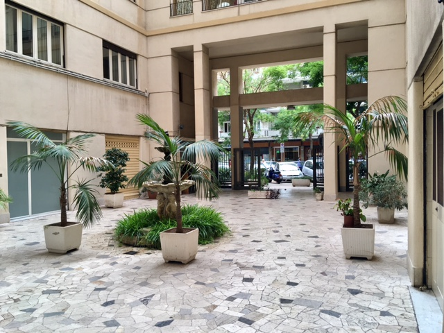 Ufficio in affitto in via del bersagliere 45 palermo don for Stanza uso ufficio