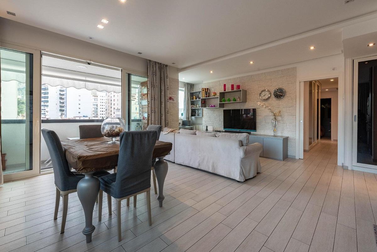 Appartamento in vendita in via sacra famiglia 41 palermo for Case arredate in affitto a palermo