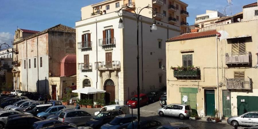 Appartamento in vendita in piazza sant 39 onofrio 40 palermo for Appartamento centro storico palermo