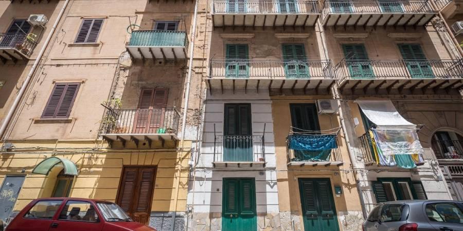 Appartamento in vendita in via d 39 ossuna 95 palermo for Case arredate in affitto a palermo