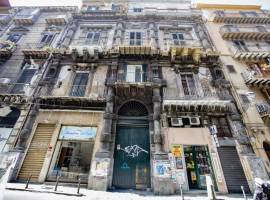 Centro Storico (Palermo) Vendita Palazzo/Terratetto